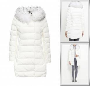 Белые куртки, куртка утепленная savage, осень-зима 2016/2017