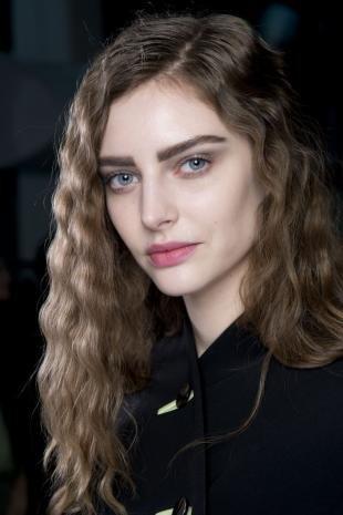 Естественный макияж для голубых глаз, легкий макияж для серо-голубых глаз