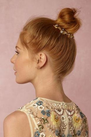 Светло медный цвет волос, медово-рыжий цвет волос