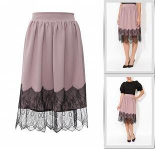 Розовые юбки, юбка tutto bene, весна-лето 2016