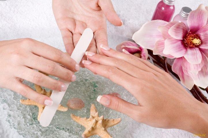 Гигиенический или декоративный маникюр - СПА процедуры для рук