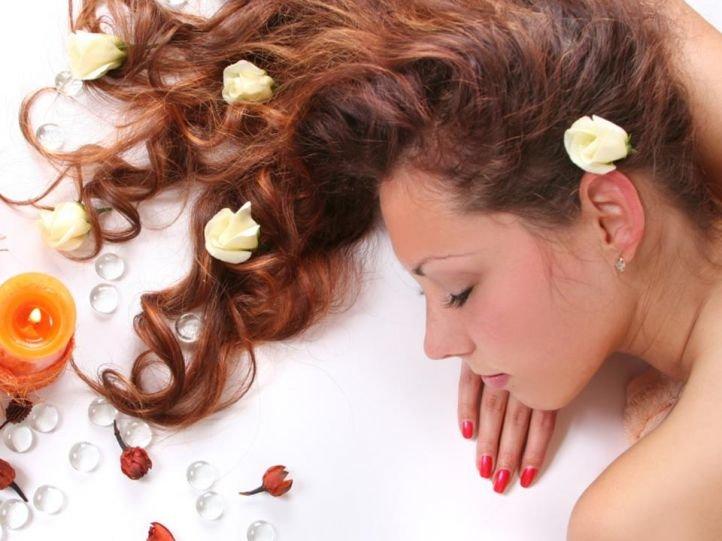 СПА/SPA процедуры для волос