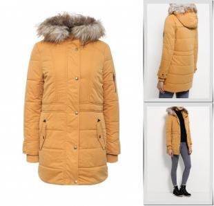 Желтые куртки, куртка утепленная mavi, осень-зима 2016/2017