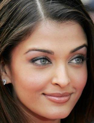 Свадебный макияж для серых глаз, бежевый макияж для серых глаз
