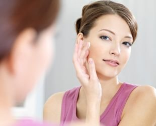 Легкий макияж для серых глаз, дневной макияж для молодых девушек