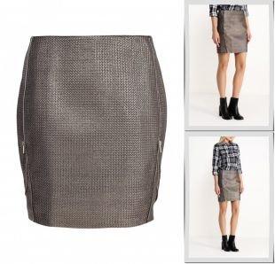 Золотые юбки, юбка morgan, осень-зима 2015/2016
