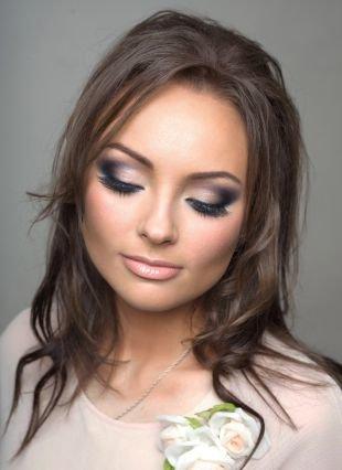 Макияж для фотосессии, праздничный макияж к 8 марта