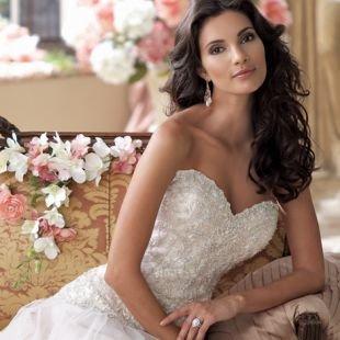 Свадебный макияж с нависшим веком, восхитительный свадебный макияж для карих глаз