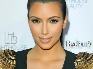 Макияж для овального лица, красивый макияж для больших глаз