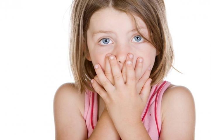 Запах ацетона изо рта у ребенка